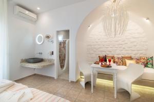 Spiros, Apartmanhotelek  Náxosz - big - 58