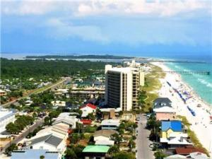 Treasure Island 1912 PCB Condo, Apartmány  Panama City Beach - big - 19