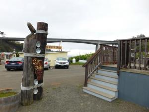 Captain Jack's, Dovolenkové domy  Fort Bragg - big - 30