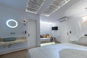 Spiros, Apartmanhotelek  Náxosz - big - 131