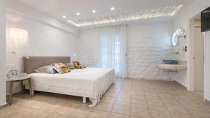 Spiros, Apartmanhotelek  Náxosz - big - 86