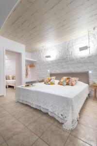Spiros, Apartmanhotelek  Náxosz - big - 62