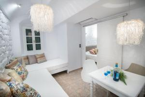 Spiros, Apartmanhotelek  Náxosz - big - 64