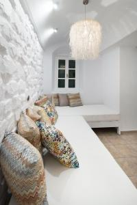 Spiros, Apartmanhotelek  Náxosz - big - 65