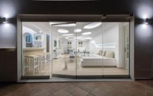 Spiros, Apartmanhotelek  Náxosz - big - 161