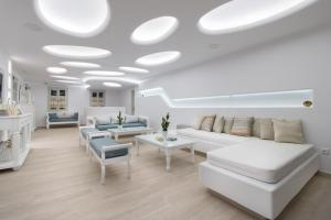 Spiros, Apartmanhotelek  Náxosz - big - 160