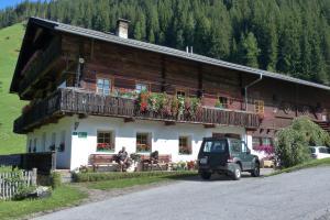 Bauernhof Untergrafer