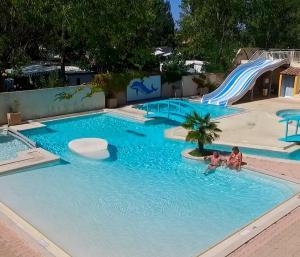 Les Jardins de Tivoli, Campingplätze  Le Grau-du-Roi - big - 33