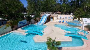 Les Jardins de Tivoli, Campingplätze  Le Grau-du-Roi - big - 32