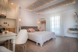 Spiros, Aparthotely  Naxos Chora - big - 68