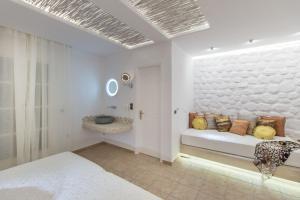 Spiros, Apartmanhotelek  Náxosz - big - 69