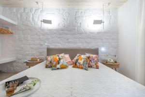 Spiros, Apartmanhotelek  Náxosz - big - 71
