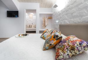 Spiros, Apartmanhotelek  Náxosz - big - 72