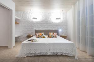 Spiros, Apartmanhotelek  Náxosz - big - 73