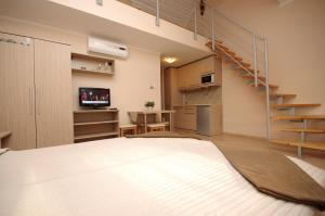 4 ÁSZ Deluxe Apartman, Ferienwohnungen  Gyula - big - 56