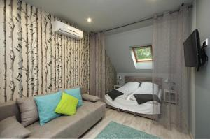 4 ÁSZ Deluxe Apartman, Ferienwohnungen  Gyula - big - 33