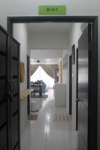 Raudhah Apartment Bangi