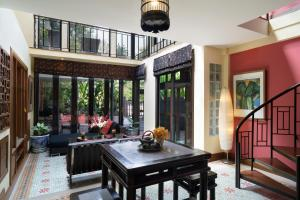 Chinese Two-Bedroom Suite