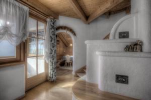 Alexander Mountain-Lodge, Ferienhäuser  St. Vigil - big - 14