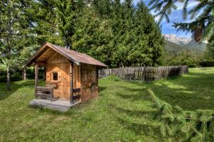 Alexander Mountain-Lodge, Ferienhäuser  St. Vigil - big - 19