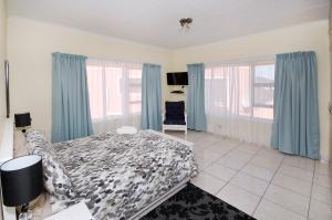Deluxe-1-værelseslejlighed med queensize-seng