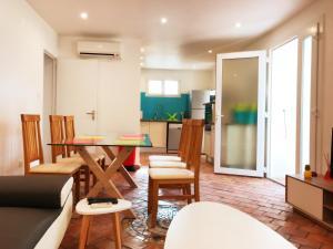 La Villa De Port-Miou, Appartamenti  Cassis - big - 29