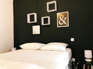La Villa De Port-Miou, Appartamenti  Cassis - big - 35