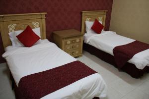 Dorar Darea Hotel Apartments - Al Mughrizat, Residence  Riyad - big - 10