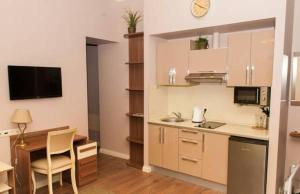 Na Grazhdanskoy 9, Aparthotels  Saint Petersburg - big - 48