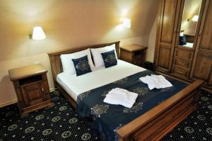 Marinus Hotel, Hotels  Kabardinka - big - 13