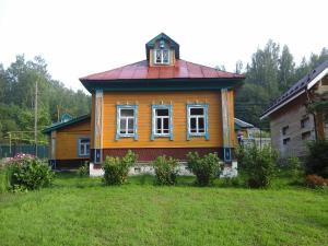 Holiday Home Volga Park - Mukhortovo