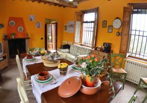 Casale Geniva, Prázdninové domy  Massarosa - big - 11