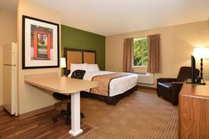 Studio z łóżkiem typu queen-size dla niepalących