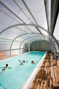 Hotel Praia, Отели  Назаре - big - 102