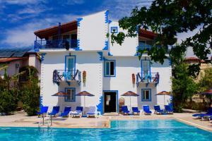 Апарт-отель Dove Apart Hotel, Фетхие