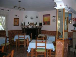 Pensión Las Tres Golondrinas, Vendégházak  Es Figueral Beach - big - 26