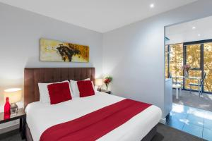 Aura on Flinders Serviced Apartments, Apartmanhotelek  Melbourne - big - 42