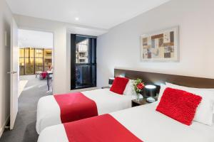 Aura on Flinders Serviced Apartments, Aparthotels  Melbourne - big - 45