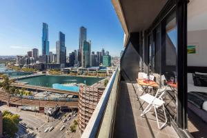 Aura on Flinders Serviced Apartments, Residence  Melbourne - big - 31