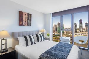 Aura on Flinders Serviced Apartments, Residence  Melbourne - big - 27