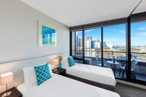 Aura on Flinders Serviced Apartments, Aparthotels  Melbourne - big - 26
