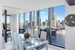 Aura on Flinders Serviced Apartments, Aparthotels  Melbourne - big - 15
