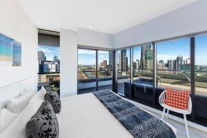 Aura on Flinders Serviced Apartments, Aparthotels  Melbourne - big - 18
