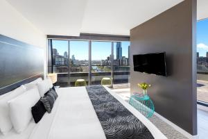 Aura on Flinders Serviced Apartments, Residence  Melbourne - big - 19
