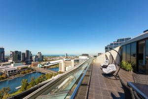 Aura on Flinders Serviced Apartments, Aparthotels  Melbourne - big - 20