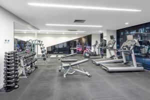 Aura on Flinders Serviced Apartments, Residence  Melbourne - big - 48