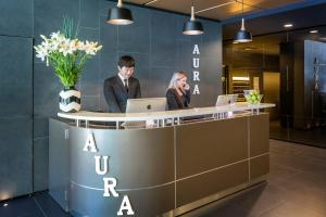 Aura on Flinders Serviced Apartments, Aparthotels  Melbourne - big - 49