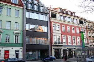 Old Town apartment with private elevator, Apartmanok  Riga - big - 10