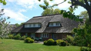 Apartments Nieblum auf Föhr -Ulmenhof