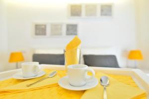 New Romantic Trastevere Apartment, Дома для отпуска  Рим - big - 19